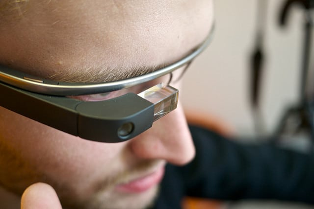 Google Smart Glass Nerdy Looks
