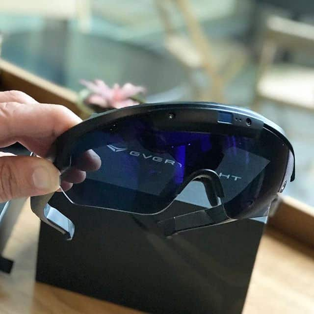 Augmented Reality Smart Glasses