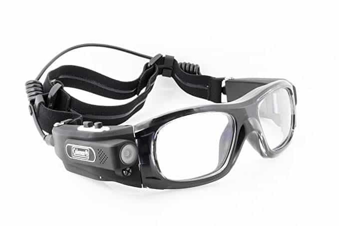 Coleman 1080p Sports Camera Glasses