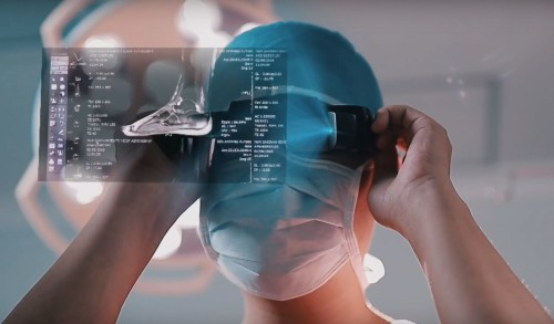 Foresee-X Augmented Reality Surgery Glasses