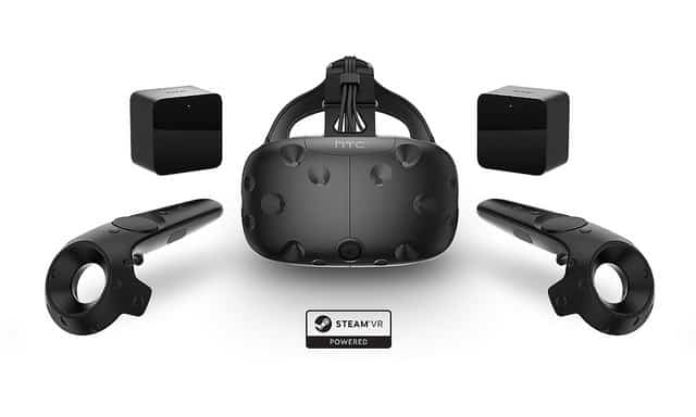 HTC Vive VR Headset (Steam Compatible)