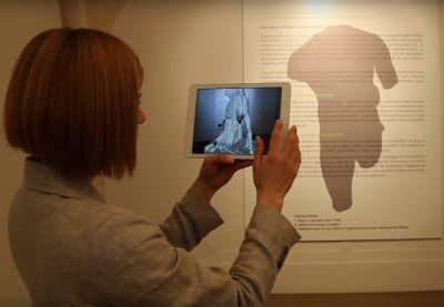 Augmented Reality In Geneva Art & Museum History Museum