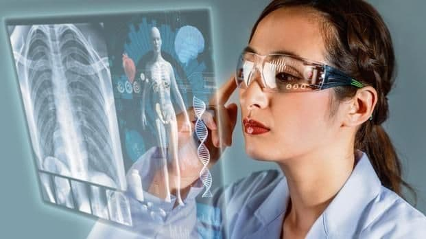 Augmented Reality (glasses) can have various benefits in the medical field