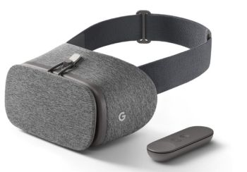 Google Daydream View Mobile VR Headset