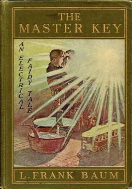 The Master Key Novel - Example of augmented reality first being described in literature