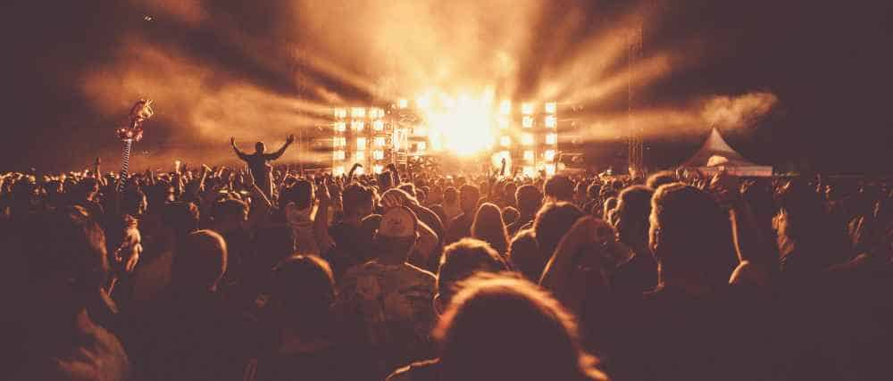 Outdoor Concert Experience