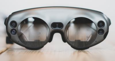Magic Leap One AR Glasses could be used to enhance escape room experience.