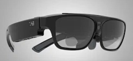 ODG R-9 - Example of Binocular Smart Glasses