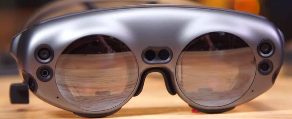 Magic Leap One Smart Glasses