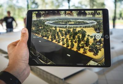 Tablet Augmented Reality
