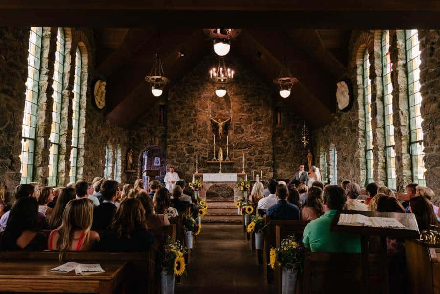 Churches can also take use of technology to help those with hard of hearing