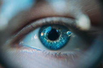 VR can cause eye fatige and soreness if used for prolonged times.