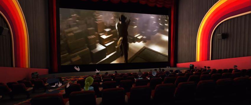 Bigscreen VR Cinema