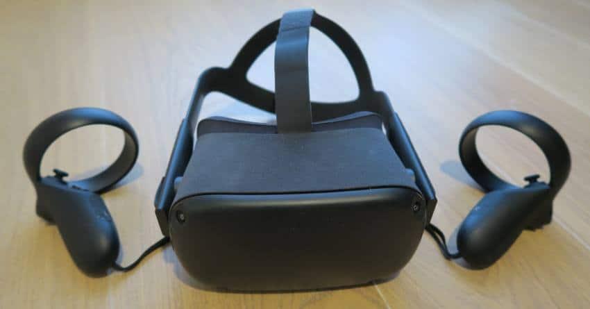 My Oculus Quest
