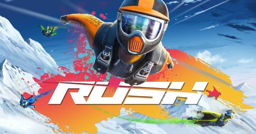 Rush VR Game