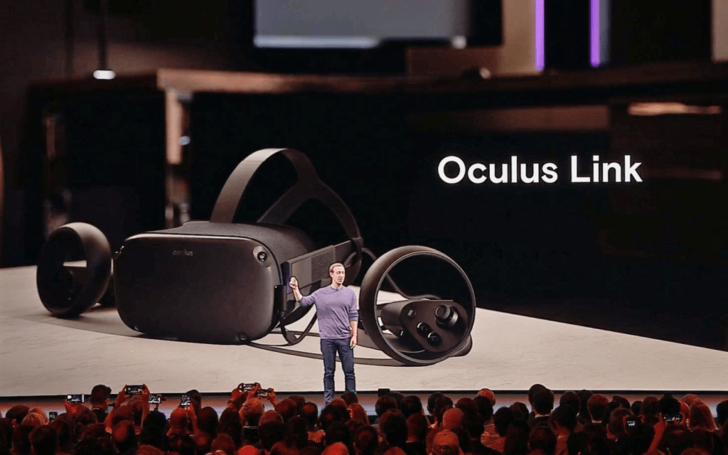 Oculus Link Lets you Connect Quest 2 to your PC